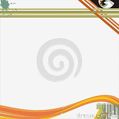 Eye of the card