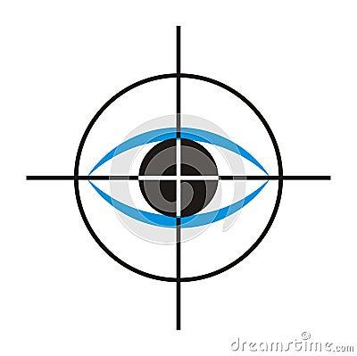 Eye Care / Clinic Logo 4