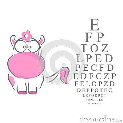 Eye Chart for Children