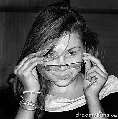 Free Eye Contact Stock Photo - 53240