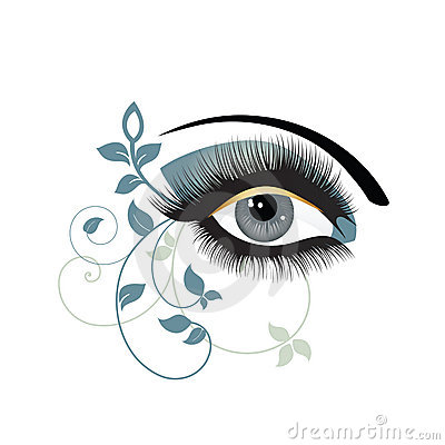 Eye decorative