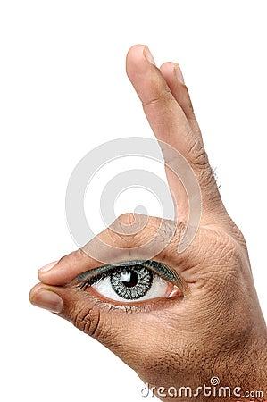 Eye observation