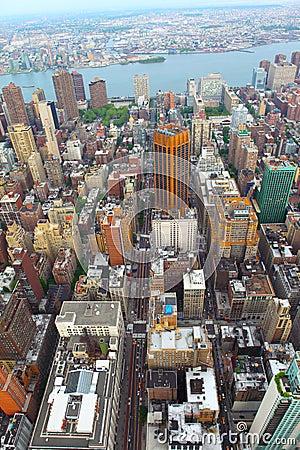 Free Eye Of Manhattan Stock Photography - 15528132