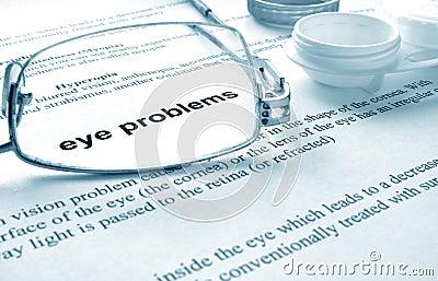 Eye, ear, nose, or throat disorder Academic Essay