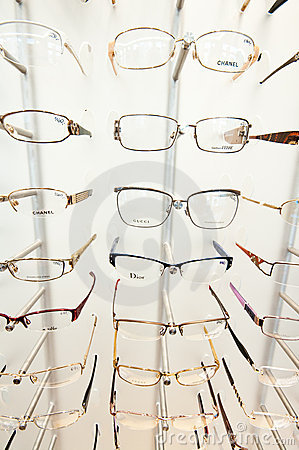 Eyeglasses Editorial Stock Image