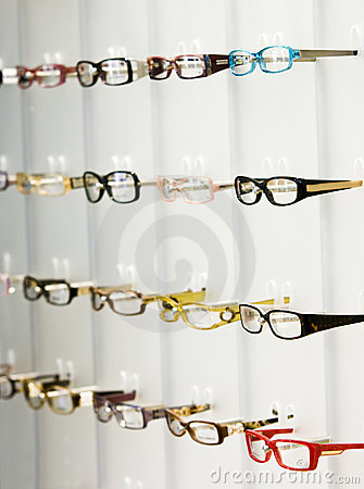 Free Eyeglasses Stock Images - 9658644