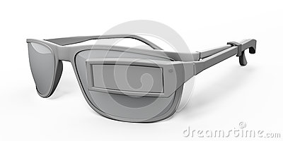 Eyeglasses wearable device