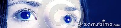 Eyes banner