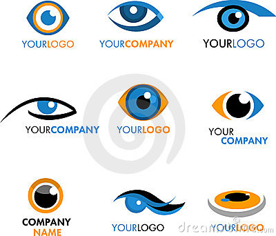 Eyes - logos and icons