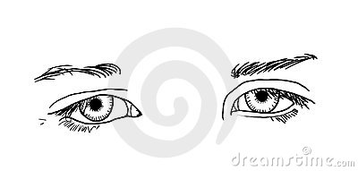 Eyes SAD