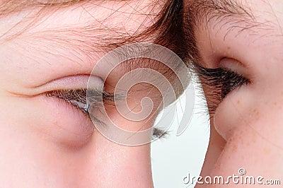 Eyes to eyes