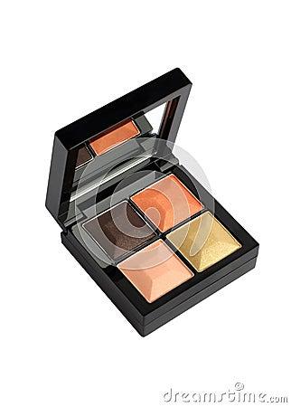 Eyeshadow multicolor palette