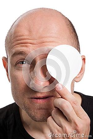Eyesight exam