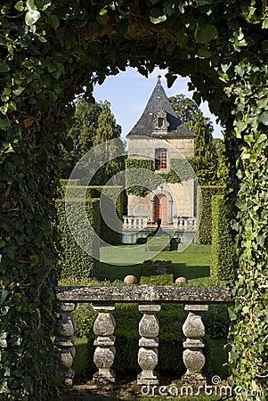 Eyrignac french gardens