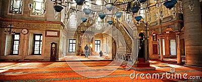 Eyup Sultan Mosque, Istanbul, Turkey