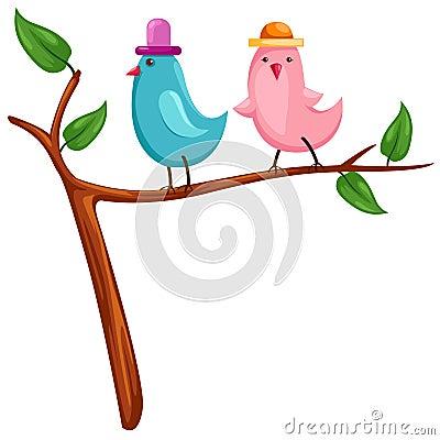 Fåglar två