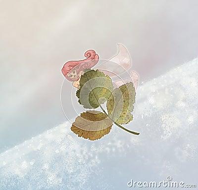 Fée de l hiver