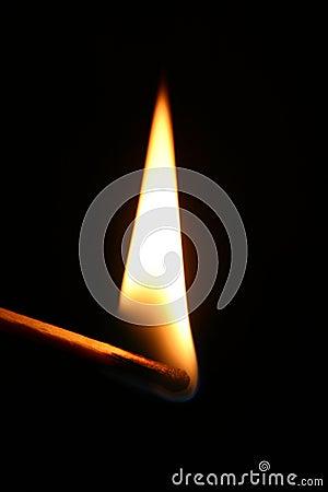 Fósforo flamejante