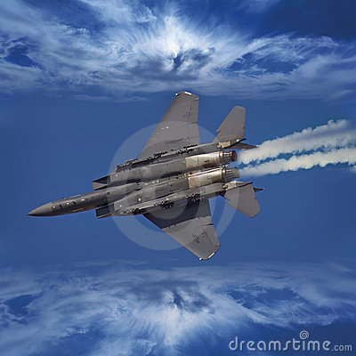 Free F-15 Fighting Falcon Royalty Free Stock Photo - 11921485