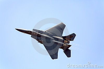 F-15 Strike Eagle Royalty Free Stock Photos - Image: 20198028