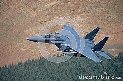 F-15E strike Eagle Editorial Photography