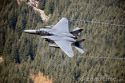 F-15E strike Eagle Editorial Photography