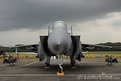 F-15SG Fighter Plane
