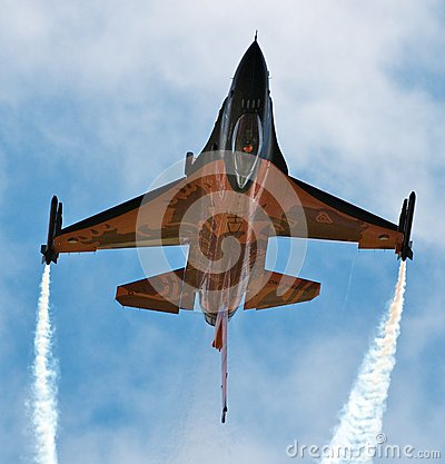F-16 Editorial Stock Image