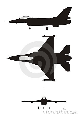 Free F-16 Royalty Free Stock Photos - 4581808