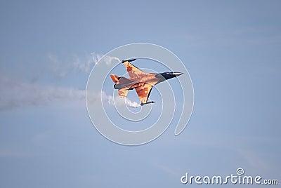 F-16 Fighter Falcon Editorial Image