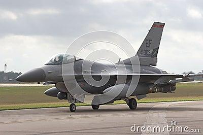 F/16 Jet