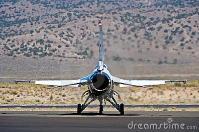 F-18 Thunderbird