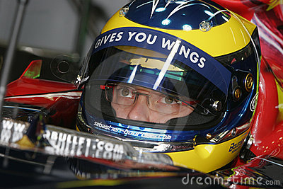 F1 2007 - Sebastien Bourdais Toro Rosso Editorial Stock Photo