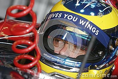 F1 2007 - Sebastien Bourdais Toro Rosso Editorial Image