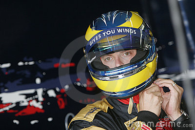 F1 2007 - Sebastien Bourdais Toro Rosso Editorial Photo