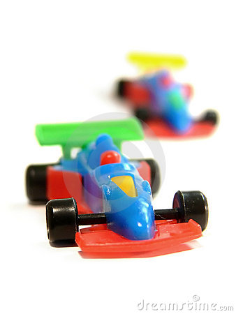 Free F1 Cars Toy Royalty Free Stock Photography - 361257