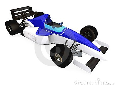 F1 green racing car vol 3