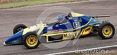 F1 Racing car in srilanka Editorial Photography