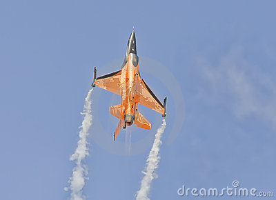 F16 Editorial Stock Photo