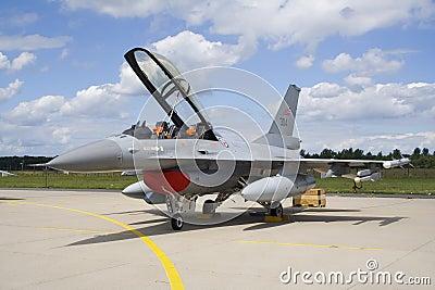 F16 jetfighter