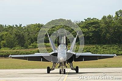 FA-18D Hornet