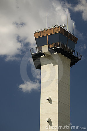 FAA Control Tower Cab