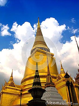 Fabelachtig Groot Paleis en Wat Phra Kaeo - Bangkok, Thailand 2