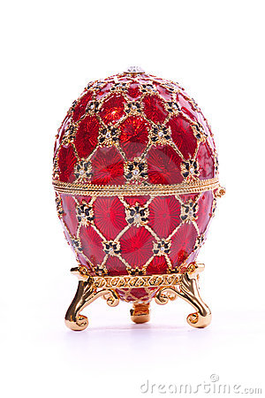 Free Faberge Egg. Royalty Free Stock Image - 11380736
