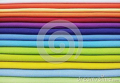 Fabric color palette