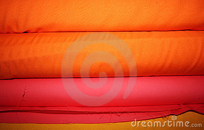 Fabric Rolls Background
