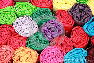 Fabric row