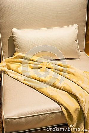 Fabric Single Sofa