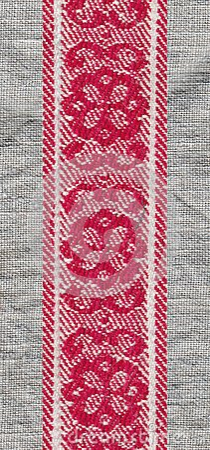 Fabric stripe