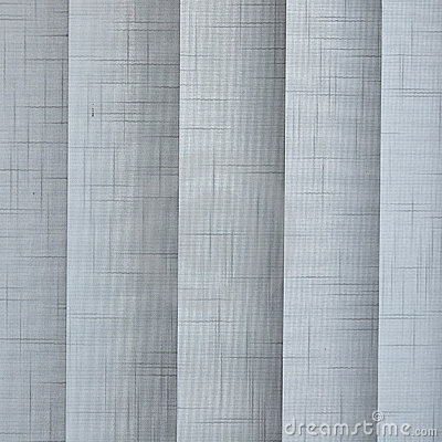 Fabric texture blind